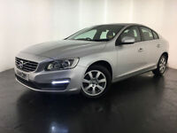 2014 VOLVO S60 BUSINESS EDITION D4 DIESEL 1 OWNER SERVICE HISTORY FINANCE PX