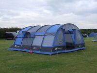 6+2 man tent