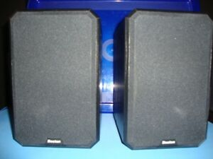 Boston Acoustics HD 5 Bookshelf Speakers