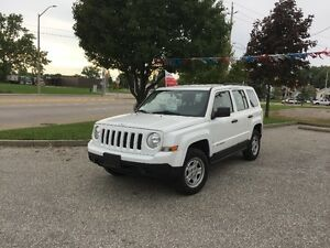 2014 Jeep Patriot 4WD Safetied and E-tested, Low Kms