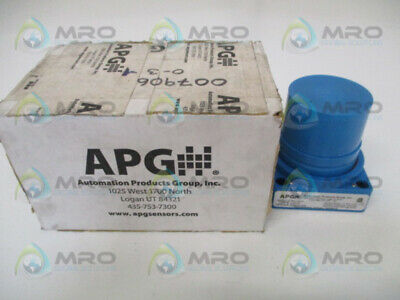 Apg Iru-2002 125279 Ultrasonic Level Sensor New In Box