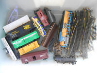 Vintage Northlands Train Set