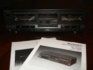 TAPE DECK TECHNICS RS-TR232