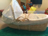 Moses Basket (Mothercare)