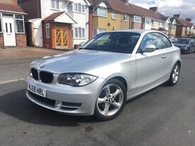 BMW 118d 2.0 Sport 2010 Coupe, 100,000 Miles, Just Serviced, HPI Clear