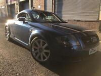 Audi TT 2005 1.8 T Quattro 3 door HUGE SPEC, LEATHER, F/S/H, LOW MILEAGE