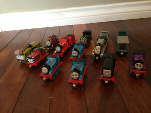 Thomas the Train take-n-play trains