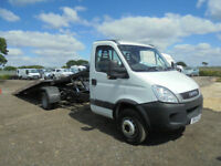 2011 IVECO DAILY 70C17 3.0TD TILT AND SLIDE RECOVERY TRUCK LORRY CAR TRANSPORTER