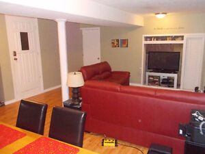 Two Bedroom Basement Apartment - Available in September