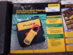 Fluke i1010 Kit with Accessory Kit and Hard Case (Brand New)
