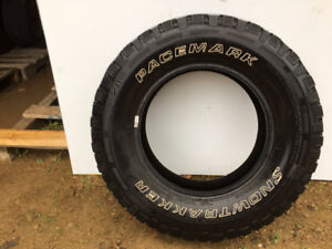 "16"" Pace Mark  Snow Tracker Winter Tires"