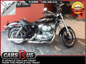 2011 Harley Davidson 883 Sportster  low rider edition with ONLY