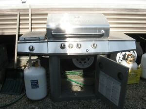 Cuisanart BBQ Stainless Steel