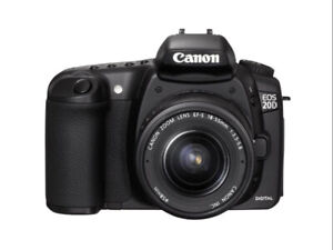 Canon EOS 20D. USED