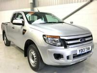 FORD RANGER LOW MILEAGE 17,000 SILVER 2.2TDCi 150PS XL PICKUP 4 DOOR