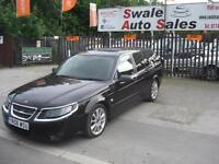2006 SAAB 9 5 1.9TiD VECTOR SPORT DIESEL ESTATE CAR WITH SERVICE HISTORY