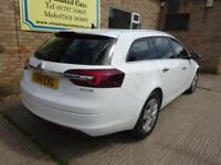 Vauxhall Insignia Design CDTi Ecoflex Ss DIESEL MANUAL 2014/14