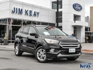 2018 Ford Escape SE  - One owner - Trade-in - Certified