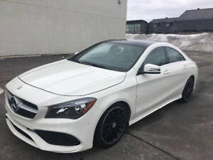2017 Mercedes-Benz CLA 250 4matic SPORT Pack +AMG Styling