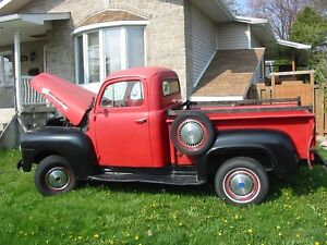 1951 Ford F-100 Camionnette