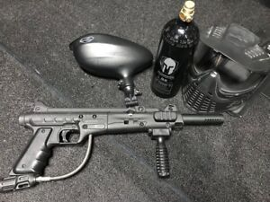 TPN Tango One Paintball Gun.