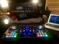 Traktor Kontrol S4 MK2 + travel bag