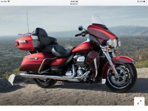 2018 Harley Davidson Ultra Limited