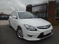 2012 Hyundai i30 1.6 CRDi Comfort 5dr 1 OWNER EX POLICE FULL SERVICE HISTORY