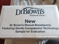 Dr Browns breastpump
