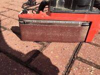 Sander spares and repairs