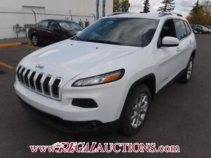 2014 JEEP CHEROKEE NORTH 4D UTILITY