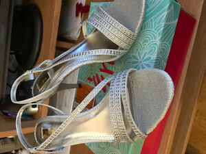 Sparkly party shoes