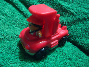 FISHER PRICE Little People Toy Truck With Moving Mouth