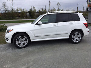 2014 Mercedes-Benz GLK-Class GLK 250 BlueTec SUV, Crossover