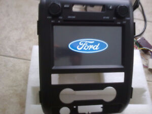 ford f150 8inch hd touchscreen gps bluetooth dvd
