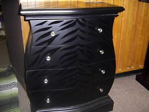Black Bombay Chest