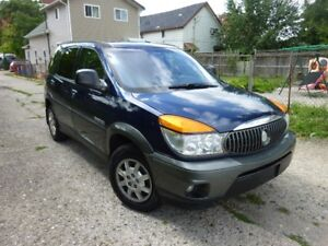 2003 Buick Rendezvous CX runs excelent / SUV, Crossover