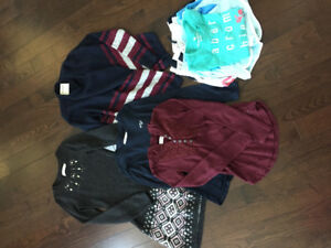 Abercrombie & Fitch girls clothing pack