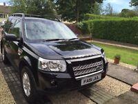 Land Rover Freelander2 Auto