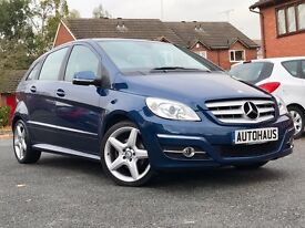 2011 Mercedes-Benz B Class 2.0 B180 CDI SE 5dr FMSH + BLUETOOTH + LEATHER not bmw 2 series ford