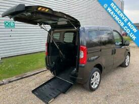 image for 2012 Fiat Qubo Drive From Wheelchair Vehicle Passenger Up Front Wheelchair Acces