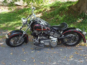 1340 Shovelhead hartail trade for side by side