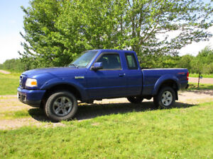 2006 Ford Ranger Truck / Camionnette Ford Ranger 2006