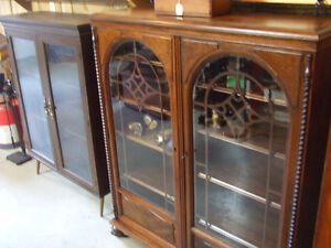 Antique bookcases, Walnut,double, Oak barrister London Ontario image 1