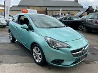 2015 Vauxhall Corsa 1.4i ecoFLEX Excite 3dr (a/c) Hatchback Petrol Manual