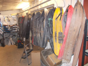 Skis, Used and New