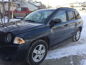 2008 Jeep Compass Sport in very good condition!