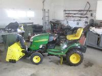 tracteur John Deer