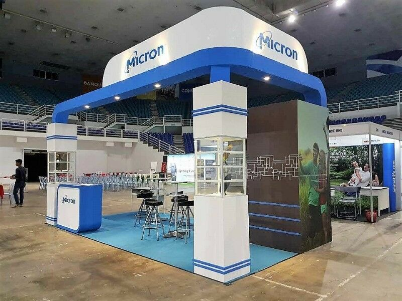 EXHIBITION BOOTH FABRICATION