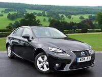 2014 Lexus IS 300h 2.5 SE E-CVT 4dr